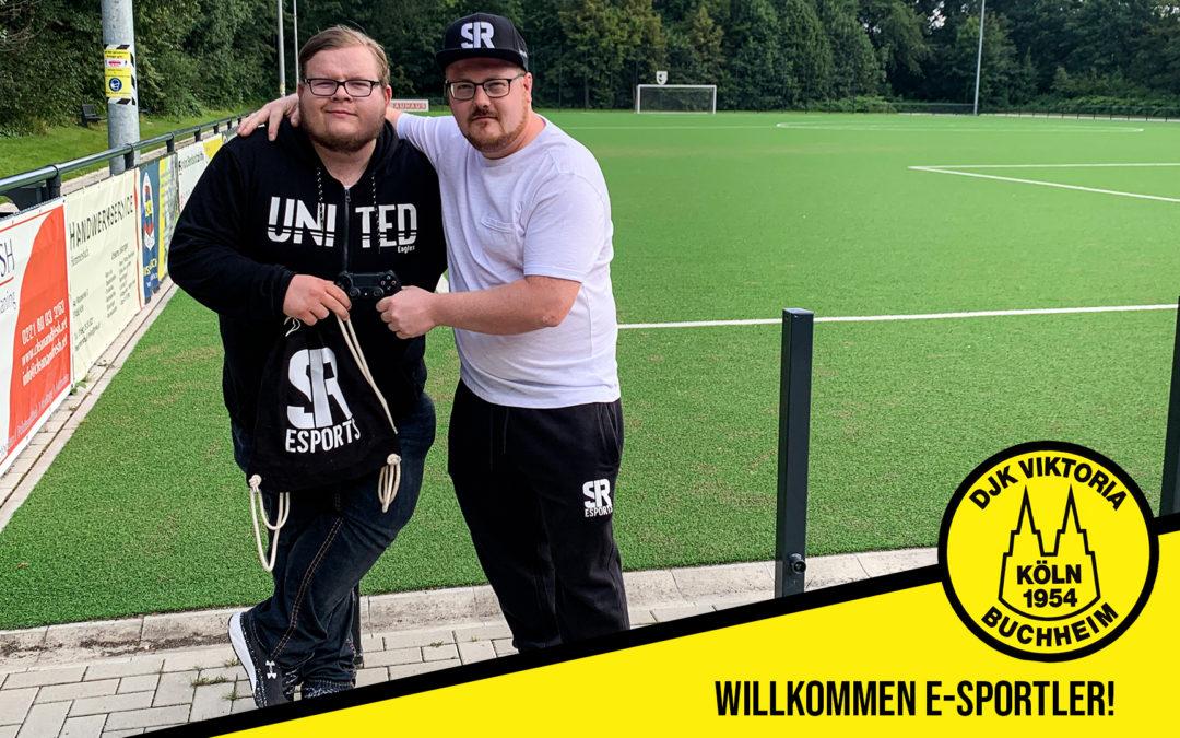 Novum in der Kölner Kreisliga! Djk Viktoria Buchheim goes E-Sports! 🕹